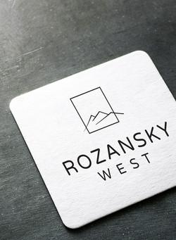 Rozansky West Logo