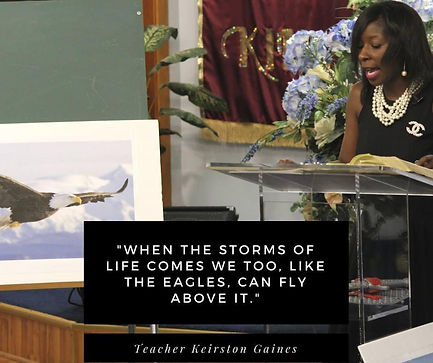 Ministering on being eagles.jpg