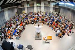 Band Hall Rehearsal Room