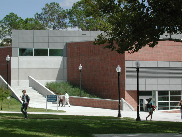 Steinbrenner Band Hall