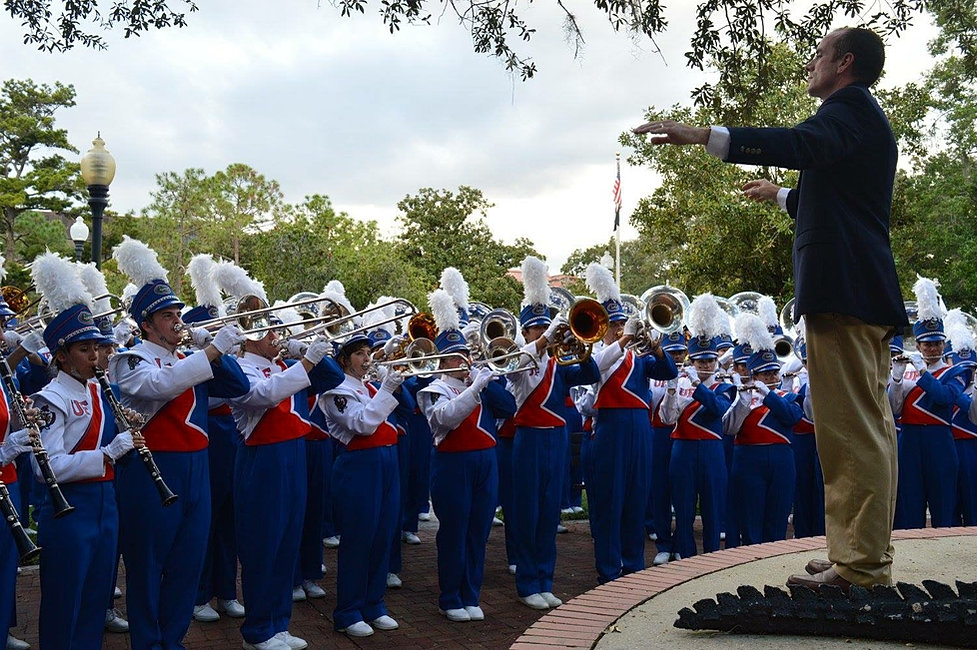 University of Florida Bands | Gator Marching Band