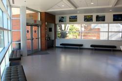 Band Hall Main Entrance