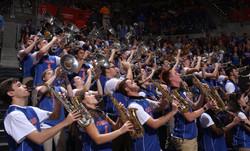 Gator Basketball Band