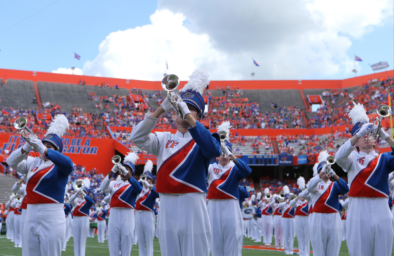 Uf Calendar 2020.University Of Florida Bands