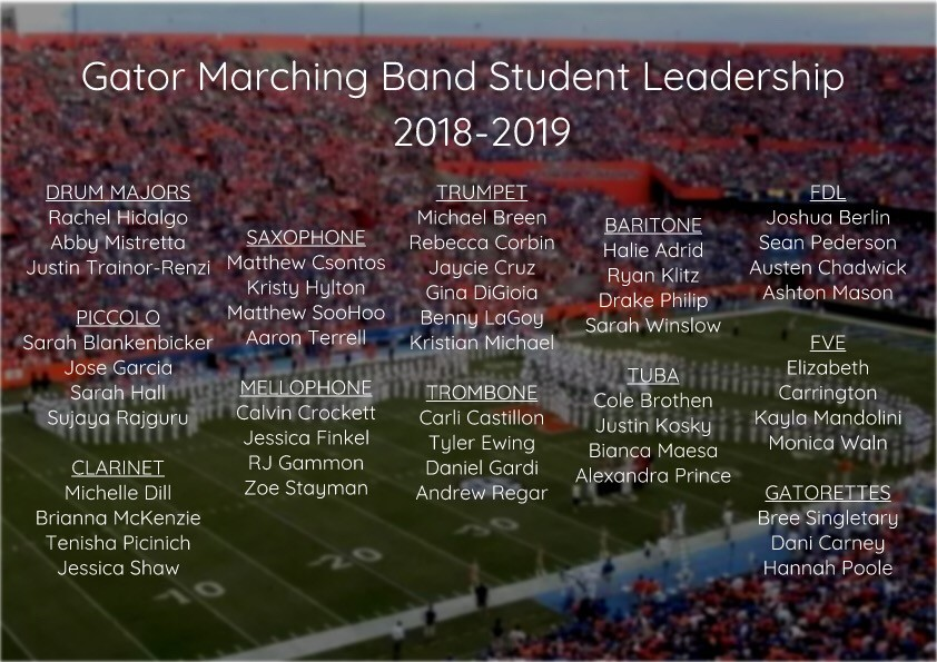 Gator Marching Band | University of Florida Bands