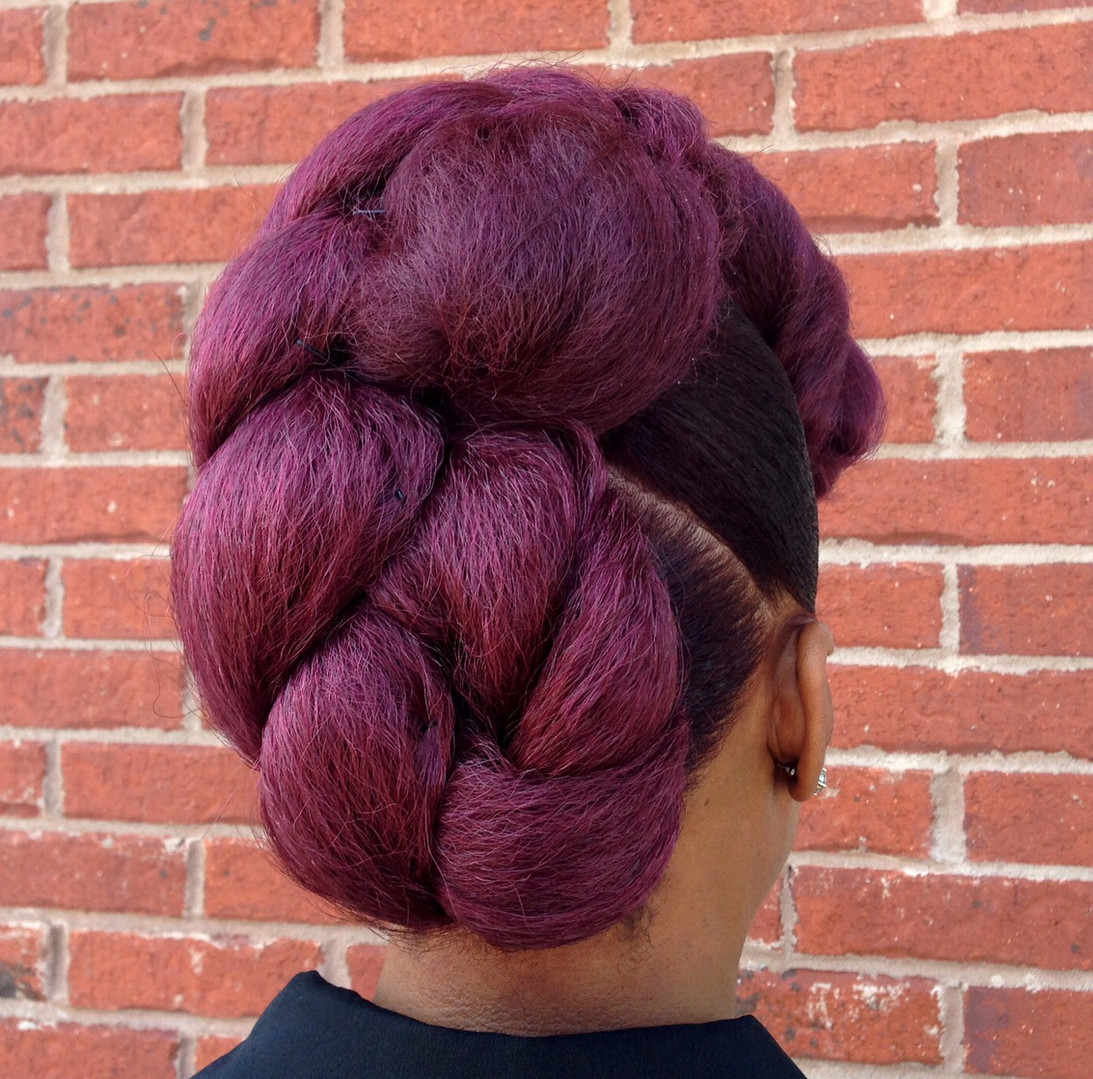Color and UPDO