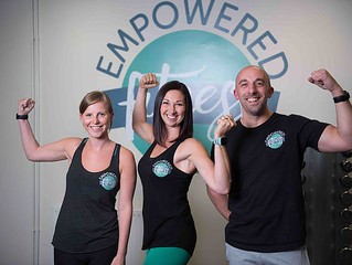 What is different about Empowered Fitness?