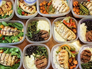 Personal trainer tips: Food preparation and eating on the road