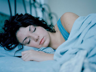 When was the last time you had a really good night's sleep?