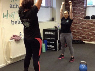 Laura: Why I became a personal trainer.