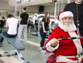 Personal trainer tip: How to keep your fat burn on over Christmas...
