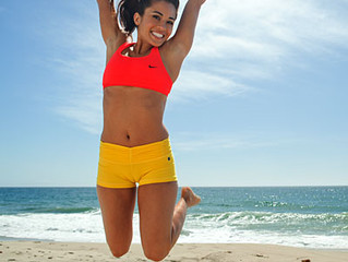 Exercise tips for your best summer body
