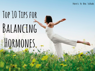 10 New Rules For Balancing Your Hormones.