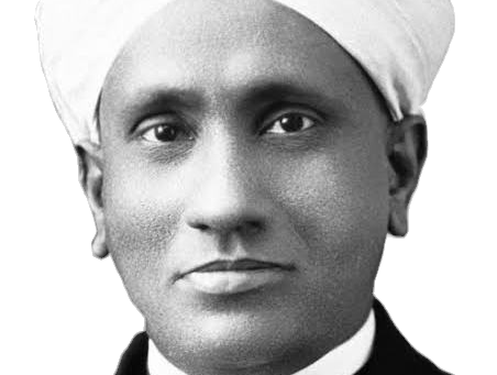ABOUT C V RAMAN