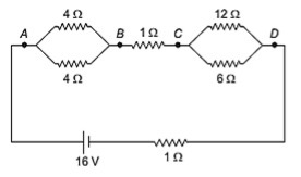 ELECTRIC CIRCUIT WITH RESISTOR