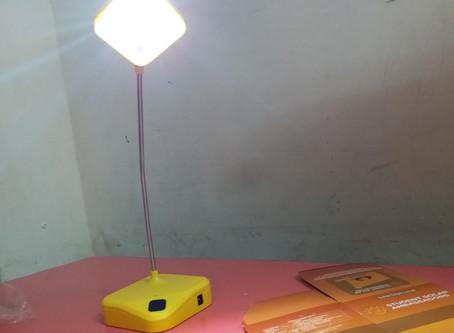 MAKING A SOLAR LAMP @ IIT BOMBAY