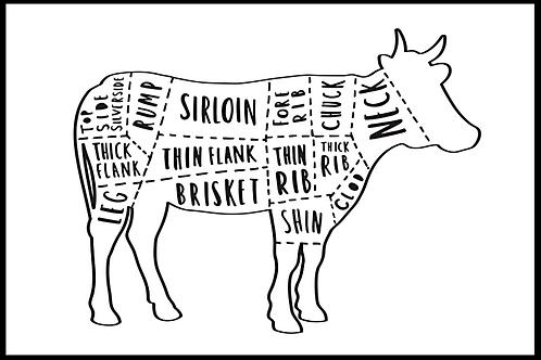 Quarter Beef: Deposit
