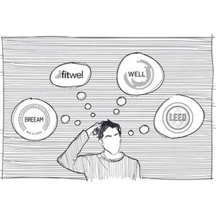 Almostarchitect.com - Wellbeing illustra