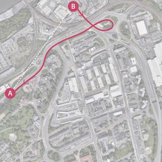 Almostarchitect.com - Vehicular route di