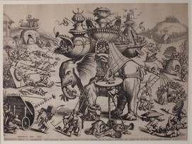 The Siege of the Elephant (The War Elephant).
