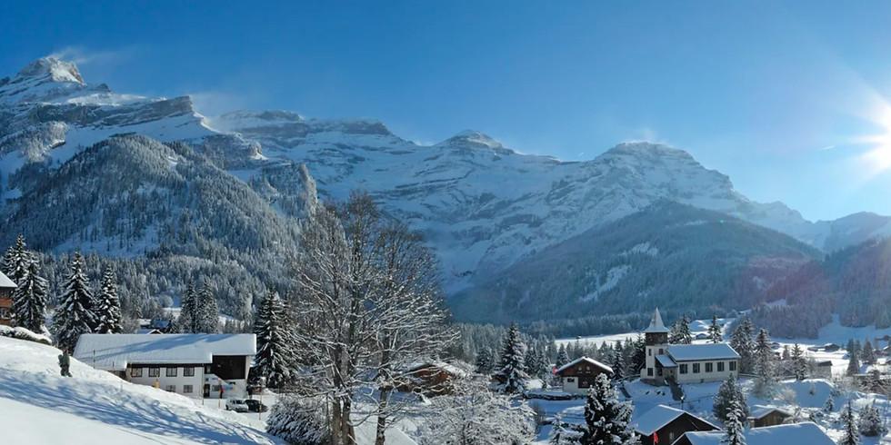 Pre-Xmas Camp Les Diaberets: 13th - 23rd December