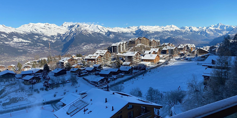 New Year 20/21 camp Nendaz: 28th December - 4th January
