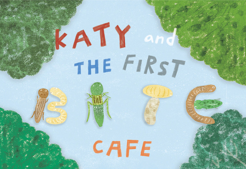 First Bite Cafe Storybook