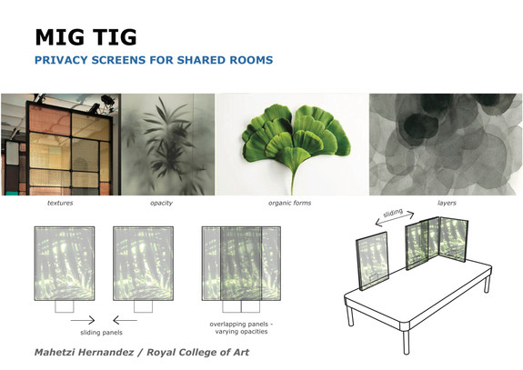 MIG TIG Privacy Screen