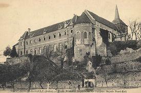 saint benoit du sault cité médiévale démolition grande ouche