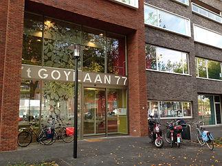Zumba Arriba dance studio Utrecht, dance school Hart van Hoograven Salsa Bellydance