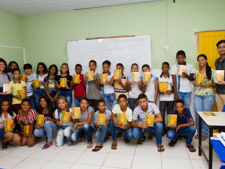 Semeando Atrevimento em Maragogi - Alagoas - Brasil!