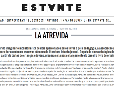 Revista Estante, Fnac Portugal