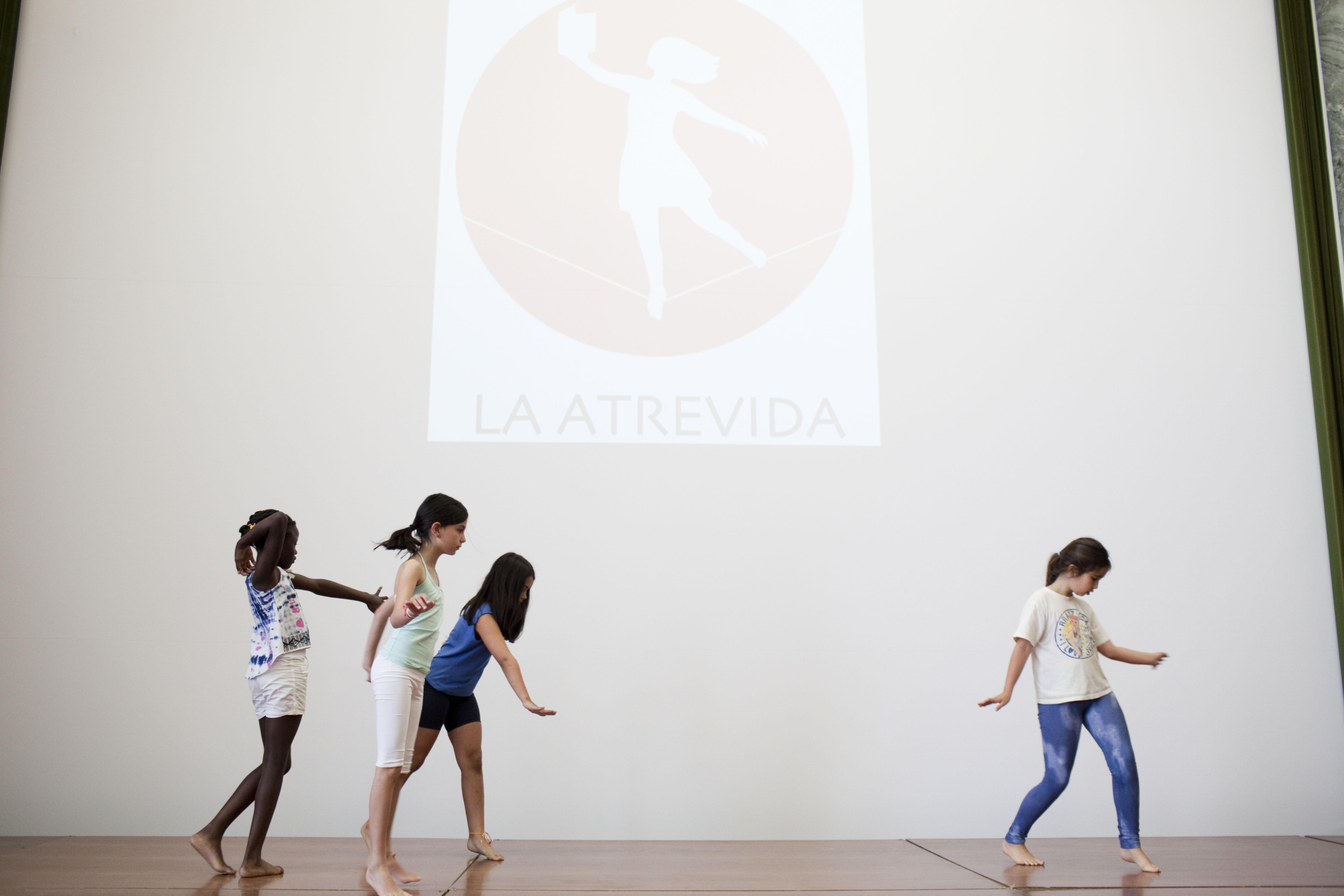 Grupo de Dança infanto-juvenil