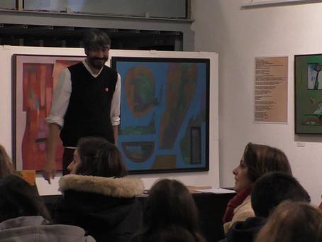 Lançamento da IV Antologia  Atrevida em Portugal - Centro Mário Dionísio