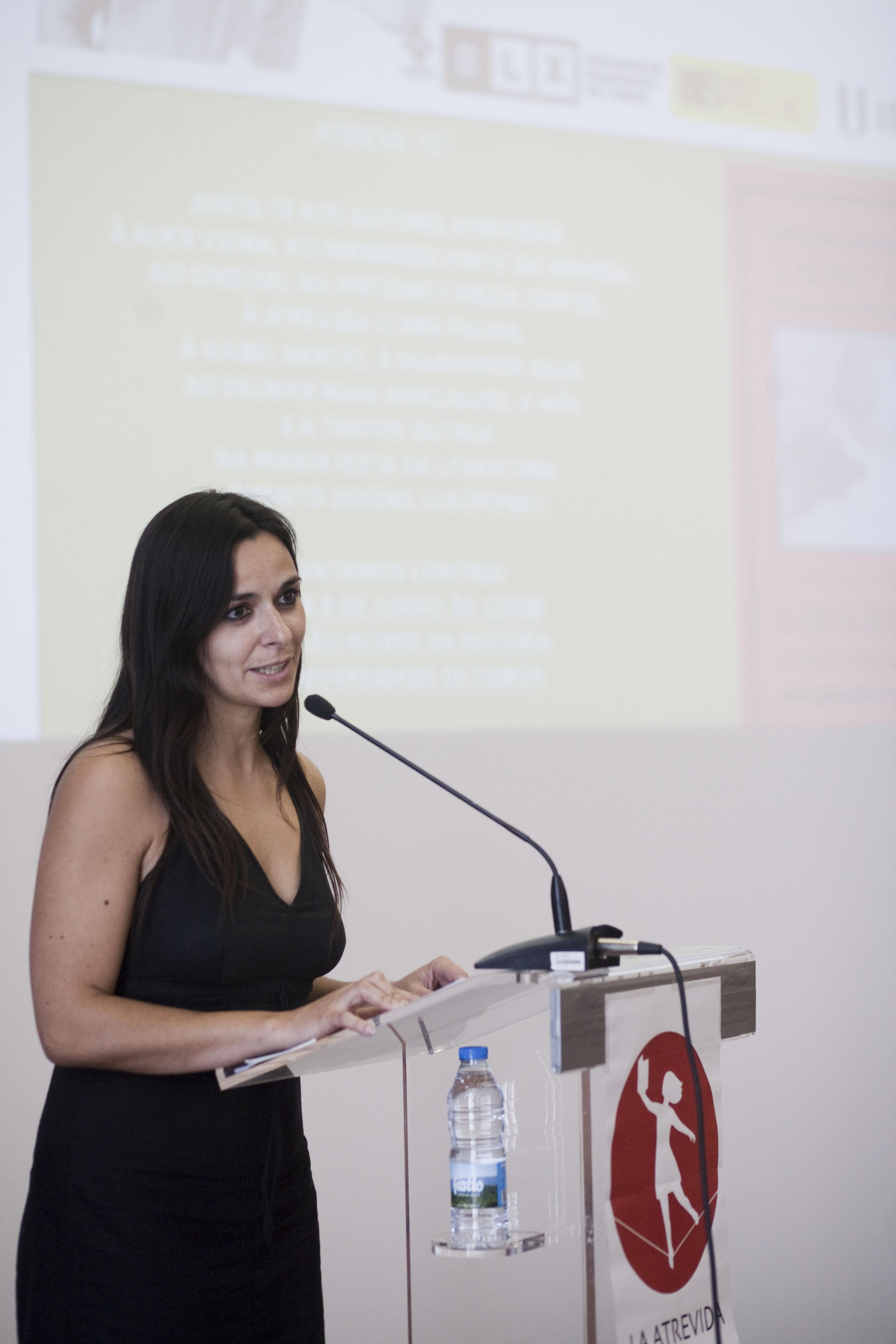 Marta Silva - mestre de cerimônias