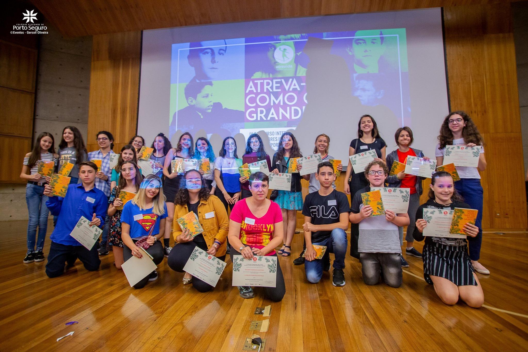 Entrega de Prêmios IV Concurso