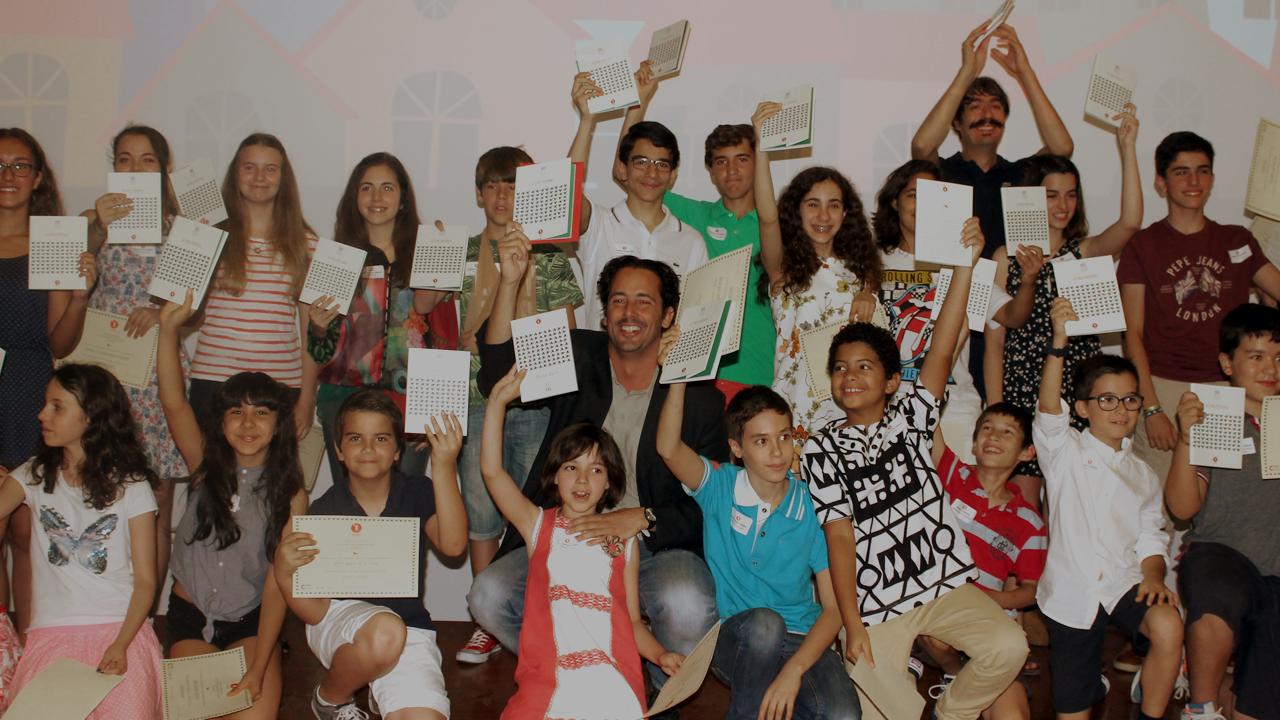 Foto Oficial vencedores III Concurso