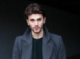 Modelo de manera masculino