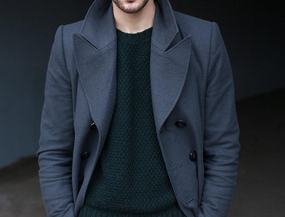 His Coat