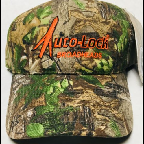 AUTO-LOCK REALTREE HAT
