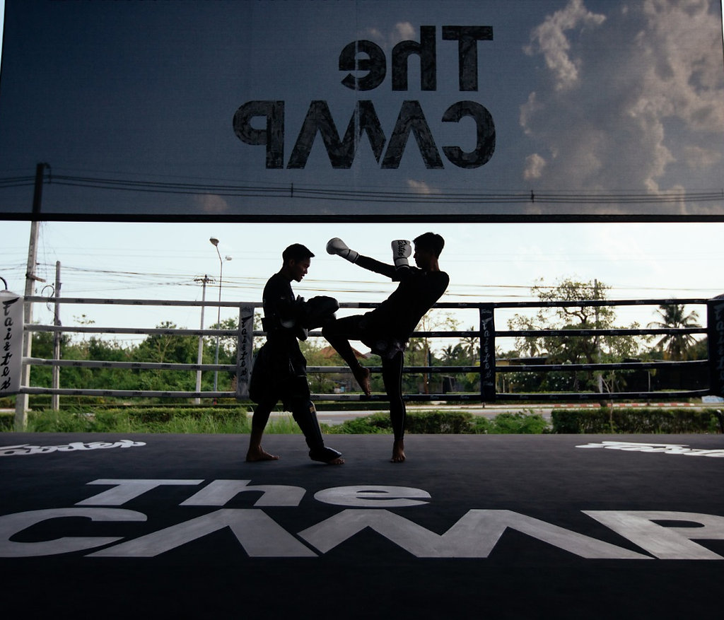 TRAINING | Chiang Mai | The Camp Muay Thai Resort and Academy