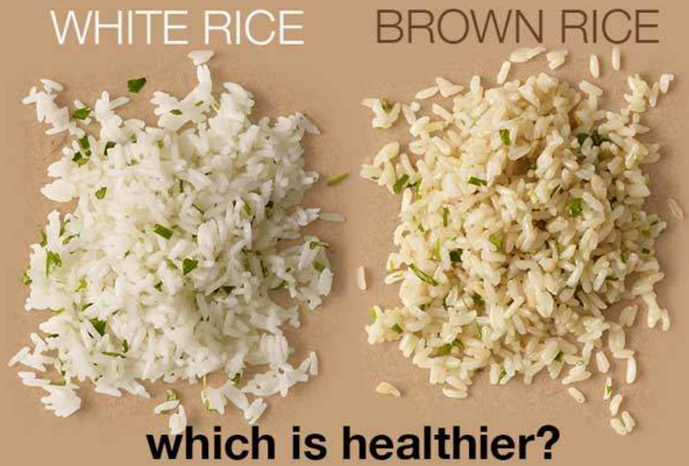 Eat more Brown Rice