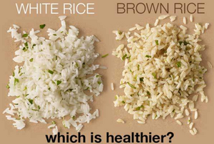 Eat more Brown Rice