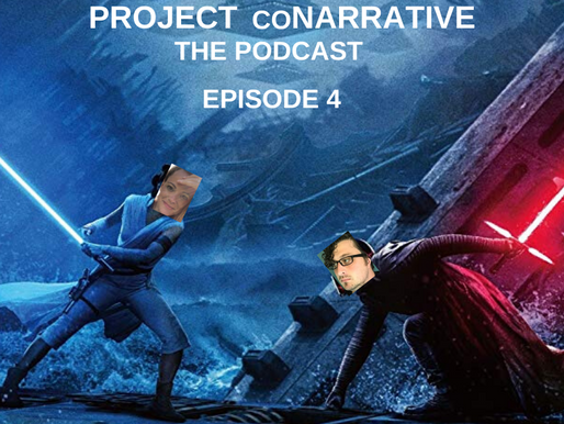 An all-new, Star Warsy episode of our podcast is now available!