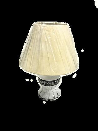 Abajur Base Ceramica C/ Lampada