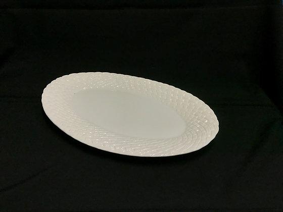 Travessa Ceramica Oval
