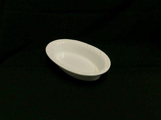 Travessa Ceramica Oval Funda