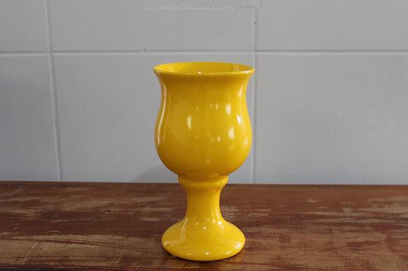 Vaso Amarelo G