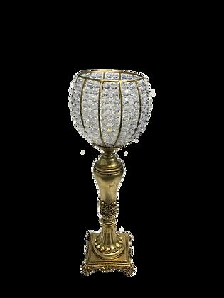 Castiçal Paris Cristal Alt. 58 cm