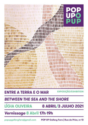 Between the Sea and the Shore | Solo show at POP-UP, Faro